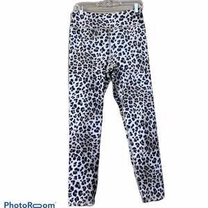 Evolution and creation EVCR cheetah print leggings